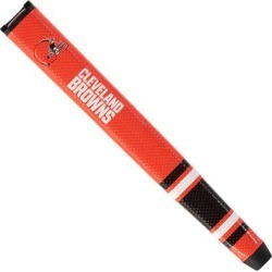 Cleveland Browns Logo Golf Putter Grip found on Bargain Bro from nflshop.com for USD $22.79