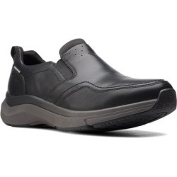 Clarks Wave 2.0 Waterproof Slip-on Sneaker - Black - Clarks Sneakers found on Bargain Bro India from lyst.com for $150.00
