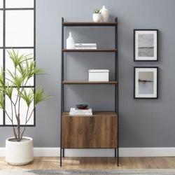 Carbon Loft Lahuri 72-inch Ladder Storage Bookshelf found on Bargain Bro from Overstock for USD $143.63
