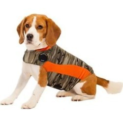 ThunderShirt Anxiety & Calming Aid for Dogs, Camo Polo, X-Large found on Bargain Bro India from Chewy.com for $44.95