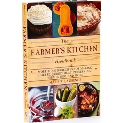 Skyhorse Publishing Cookbooks - The Farmer's Kitchen Paperback found on Bargain Bro from zulily.com for USD $8.35