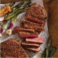 Omaha Steaks - 16 (10 oz.) Boneless New York Strips found on Bargain Bro from Omaha Steaks for USD $265.99