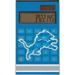 Detroit Lions Stripe Design Desktop Calculator found on Bargain Bro from nflshop.com for USD $22.79