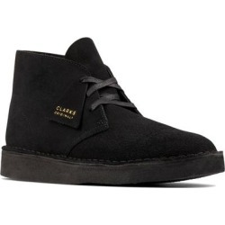 Clarks Desert Coal Chukka Boot - Black - Clarks Boots found on Bargain Bro India from lyst.com for $160.00