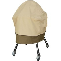 Classic Accessories Veranda X-Large Big Green Egg BBQ Grill Cover, Beig/Green found on Bargain Bro from Kohl's for USD $41.79