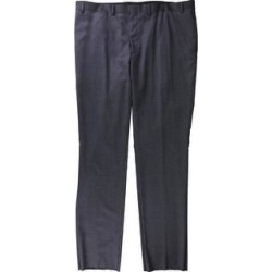 Ralph Lauren Mens Stretch Dress Pants Slacks (40W x UnfinishedL), Men's, Blue(wool) found on Bargain Bro India from Overstock for $174.18