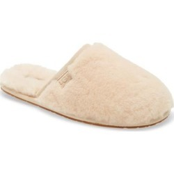 UGG Fluffette Slipper - Natural - Ugg Flats found on Bargain Bro from lyst.com for USD $53.20