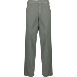 Cropped Cargo Trousers - Green - Emporio Armani Pants found on MODAPINS from lyst.com for USD $224.00