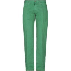 Casual Trouser - Green - Incotex Pants found on MODAPINS from lyst.com for USD $68.00