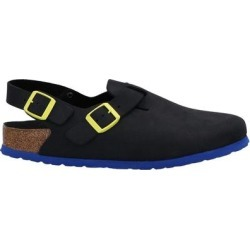 Mules - Black - Birkenstock Slip-Ons found on MODAPINS from lyst.com for USD $129.00