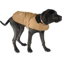 Carhartt Chore Insulated Dog Coat, Brown, X-Large found on Bargain Bro Philippines from Chewy.com for $39.99