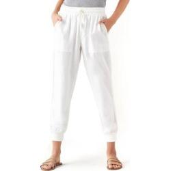 Lakeside Jogger Pants - White - Splendid Pants found on Bargain Bro from lyst.com for USD $89.68