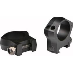 Warne Mfg. Company 30mm Mountain Tech Rings - 30mm Medium (0.990