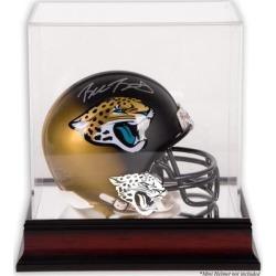 Jacksonville Jaguars Fanatics Authentic (2013-Present) Mahogany Mini Helmet Display Case found on Bargain Bro Philippines from Fanatics for $49.99