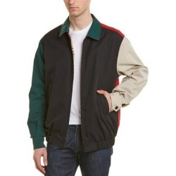 Burberry Reversible Jacket (48L), Men's, Black(cotton, check) found on MODAPINS from Overstock for USD $989.99