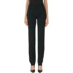 Casual Pants - Black - Mugler Pants found on MODAPINS from lyst.com for USD $167.00