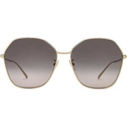 Hexagon Sunglasses - Gray - Givenchy Sunglasses found on Bargain Bro from lyst.com for USD $342.00