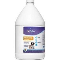 Vetnique Labs Furbliss Nourishing Intense Shine & Moisturizing with Shea Butter & Safflower Oil Dog & Cat Conditioner, 1-gal bottle found on Bargain Bro India from Chewy.com for $36.18