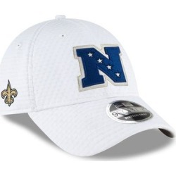 New Orleans Saints Era 2021 NFC Pro Bowl 9FORTY Snapback Hat – White found on Bargain Bro Philippines from Fanatics for $35.99