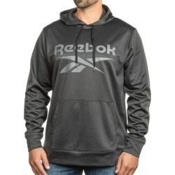 Reebok Men's Hoodie Solid Black,SizeXXXL found on Bargain Bro from samsclub.com for USD $12.14