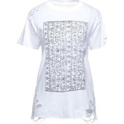 T-shirt - White - NSF Tops found on MODAPINS from lyst.com for USD $66.00