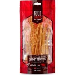 Good Lovin Hackberry Log Smoked Turkey Tendon Dog Chew, 3 oz found on Bargain Bro from petco.com for USD $7.74