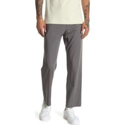 Straight Leg Trousers - Gray - Valentino Pants found on Bargain Bro from lyst.com for USD $209.00