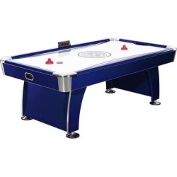 Phantom 7.5-Foot Air Hockey Game Table (Blue), Hathaway found on Bargain Bro Philippines from Overstock for $1026.99