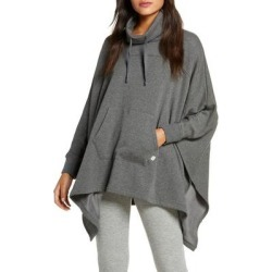 UGG Charlynne Poncho - Gray - Ugg Knitwear found on Bargain Bro from lyst.com for USD $55.48