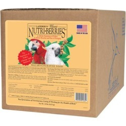Lafeber's Nutri-Berries Macaw & Cockatoo Food, 20 LBS found on Bargain Bro Philippines from petco.com for $124.99