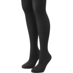 Women's Apt. 9 2-pk. Solid Tights, Size: Large, White found on Bargain Bro India from Kohl's for $18.00