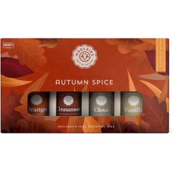 Woolzies Essential Oil - Autumn Spice Four-Piece Essential Oil Set