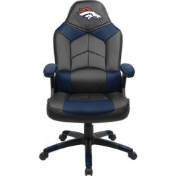 Denver Broncos Oversized Gaming Chair, Multicolor found on Bargain Bro Philippines from Kohl's for $325.00