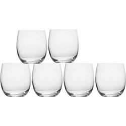 Mikasa 'Stiletto' 13.75 oz. Double Old Fashioned (Set of 6) found on Bargain Bro India from Overstock for $37.98