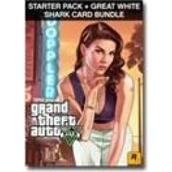 Grand Theft Auto V & Great White Shark Card Bundle Premium Online Edition found on Bargain Bro Philippines from Lenovo for $44.98