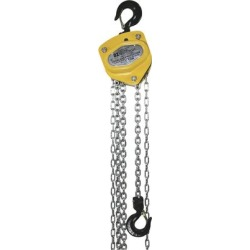 OZ Lifting Products Premium Manual Chain Hoist - 1-Ton Capacity, 10ft. Lift, Model OZ005-30CHOP found on Bargain Bro from northerntool.com for USD $151.99