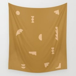 Wall Hanging Tapestry | Sunlight In The Morning by Urban Wild Studio Supply - 51