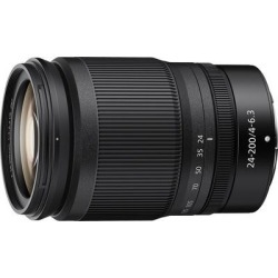 Nikon NIKKOR Z 24-200mm f/4-6.3VR Lens found on Bargain Bro from Crutchfield for USD $605.68