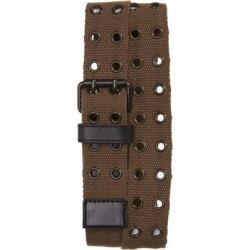 Grommet Webbed Belt - Green - AllSaints Belts found on Bargain Bro India from lyst.com for $68.00