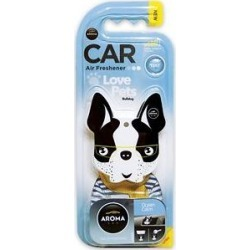 Aroma Car Love Pets Dog Ocean Calm Car Air Freshener found on Bargain Bro from Chewy.com for USD $3.03
