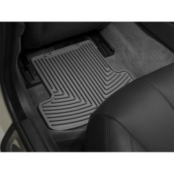 WeatherTech Floor Mat Set, Fits 2009-2014 Nissan Murano, Primary Color Black, Position Front and Rear, Model WTNB220221 found on Bargain Bro from northerntool.com for USD $87.36