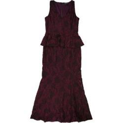 Ralph Lauren Womens Passion Peplum Dress found on Bargain Bro from Overstock for USD $111.93