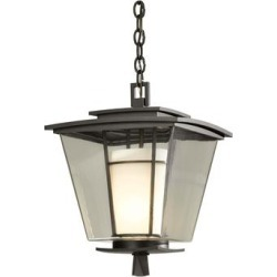 Hubbardton Forge Beacon Hall 16 Inch Tall 1 Light Outdoor Hanging Lantern - 364820-1008 found on Bargain Bro Philippines from Capitol Lighting for $1364.00