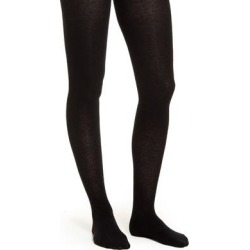 Cashmere Blend Sweater Tights - Black - Natori Hosiery found on Bargain Bro Philippines from lyst.com for $68.00