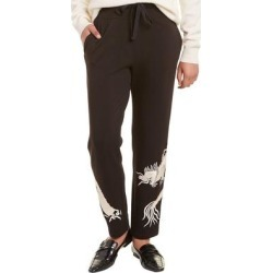 Natori Cocoon Pant (XS), Women's, Black(polyester, embroidered) found on Bargain Bro India from Overstock for $87.99