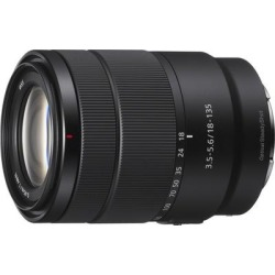 Sony SEL18135 E-mount 18-135mm f/3.5--5.6 OSS found on Bargain Bro from Crutchfield for USD $416.48