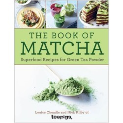 Sterling Cookbooks - The Book of Matcha Hardcover found on Bargain Bro Philippines from zulily.com for $12.97