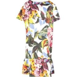 Knee-length Dress - White - Blugirl Blumarine Dresses found on Bargain Bro from lyst.com for USD $190.76