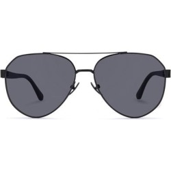 Dash Ii 61mm Aviator Sunglasses - Gray - DIFF Sunglasses found on Bargain Bro India from lyst.com for $85.00