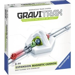 Ravensburger Science Education Toys - GraviTrax Marble Magnetic Cannon Accessory Toy found on Bargain Bro from zulily.com for USD $6.07